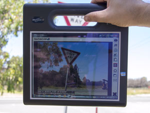 GeoTabCAM Camera App for Windows Tablets with Geo Tagging